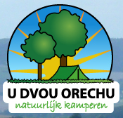 campsite u dvou orechu, situated in, the Bohemian Forest, Czech Republic.